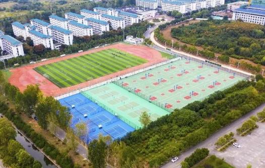 案例赏析——东南大学九龙湖校区亚洲雷火电竞球场
